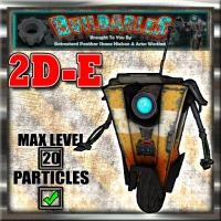 Display crate 2D-E
