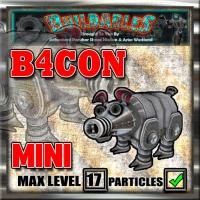 Display crate B4CON mini