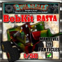 Display crate Bobkit Rasta