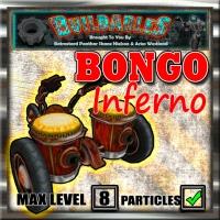 Display crate BONGO Inferno
