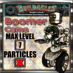 Display crate Boomer Camo