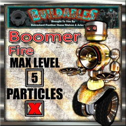 Display crate Boomer Fire
