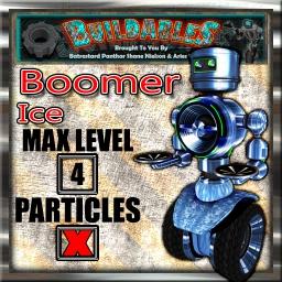 Display crate Boomer Ice