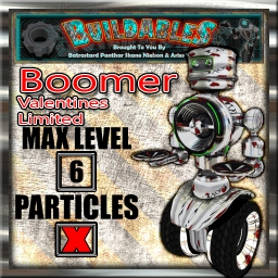 Display crate Boomer Valentines Limited