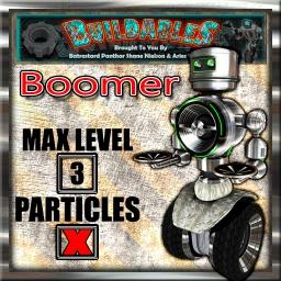 Display crate Boomer