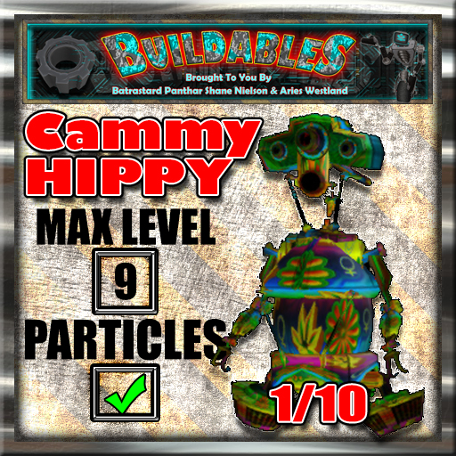 Display crate Cammy Hippy 1of10