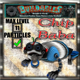 Display crate Chip Baba