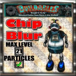 Display crate Chip Blur