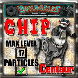 Display crate Chip Centaur