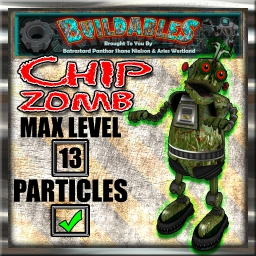 Display crate Chip Zomb