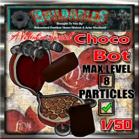 Display crate ChocoBot