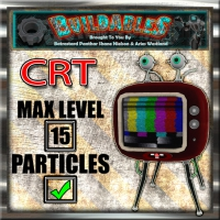 Display crate CRT