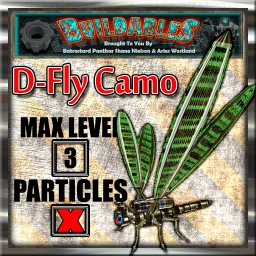 Display crate D Fly Camo
