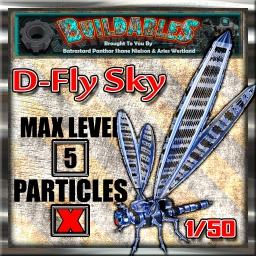 Display crate D Fly Sky 1of50
