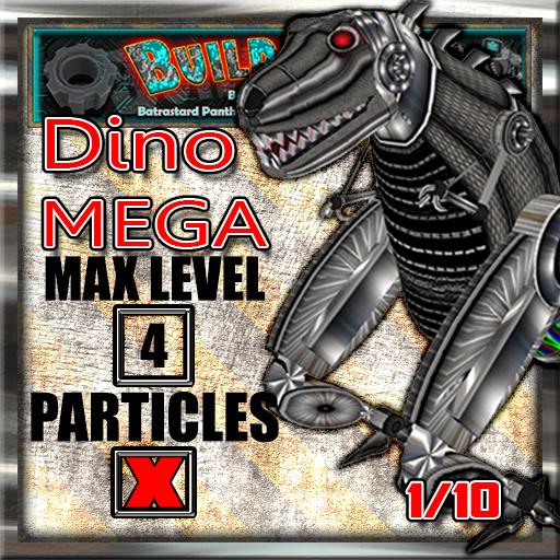 Display crate Dino Mega 1of10