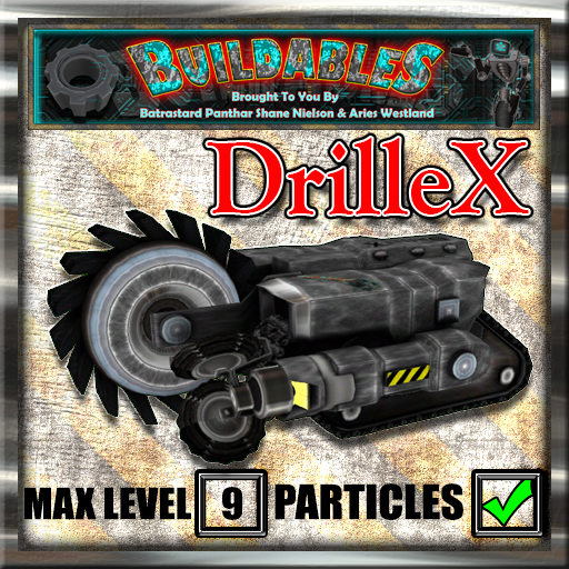 Display crate DrilleX
