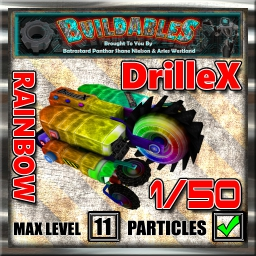 Display crate DrilleX RB