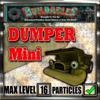 Display crate Dumper Mini