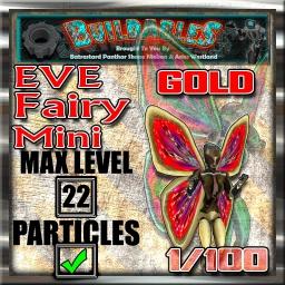 Display-crate-Eve-Fairy-Mini-Gold