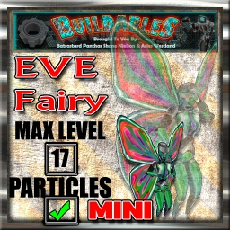 Display crate Eve Fairy Mini