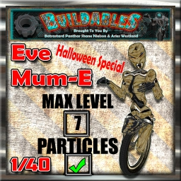 Display crate Eve Mum E