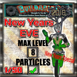 Display crate Eve New yr