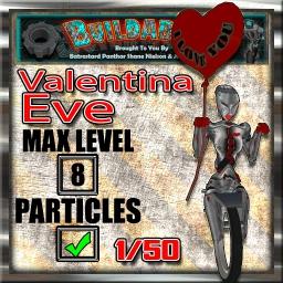 Display crate Eve Valentina