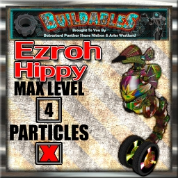 Display crate Ezroh Hippy