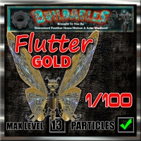 Display-crate-Flutter-Gold