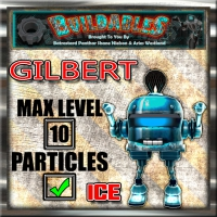 Display crate Gilbert Ice