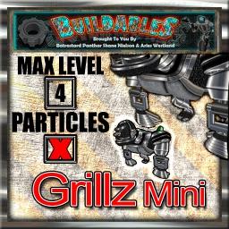 Display crate Grillz Mini