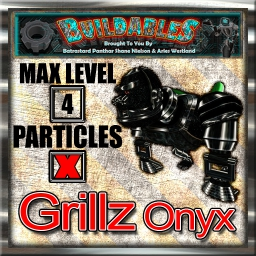 Display crate Grillz Onyx