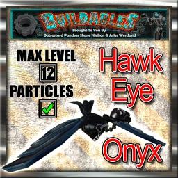 Display crate HawkEye Onyx