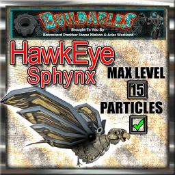 Display crate HawkEye Sphynx