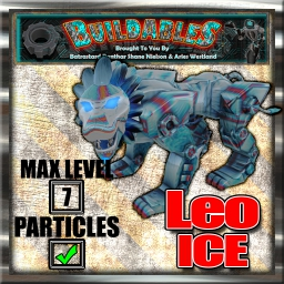 Display crate Leo Ice