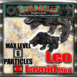 Display crate Leo Lavoid Mini