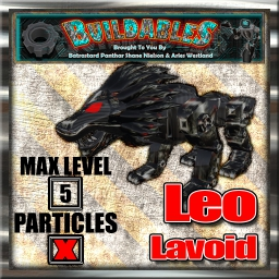 Display crate Leo Lavoid