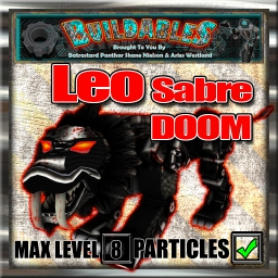 Display crate Leo Sabre Doom