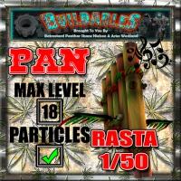 Display crate Pan Rasta