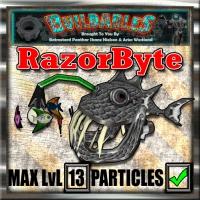Display crate RazorByte