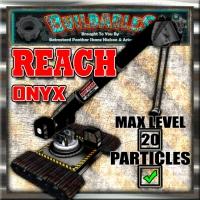 Display crate Reach Onyx