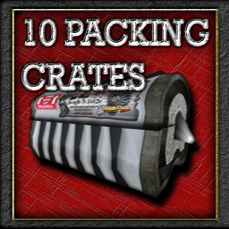 Buildables Recycler CRATES X 10