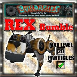 Display-crate-Rex-Bumble