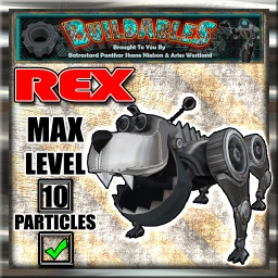 Display crate Rex