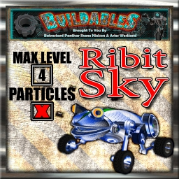 Display crate Ribit Sky