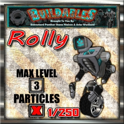 Display crate Rolly 1of250