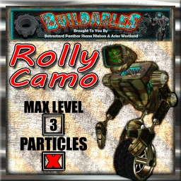 Display crate Rolly Camo