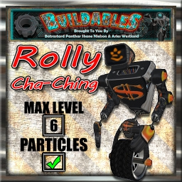 Display crate Rolly Cha Ching