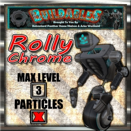 Display crate Rolly Chrome