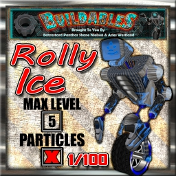 Display crate Rolly Ice 1of100